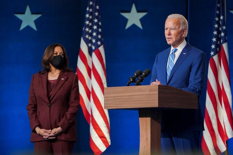 成功當選美國第46任總統!4點回顧拜登的政治生涯之路