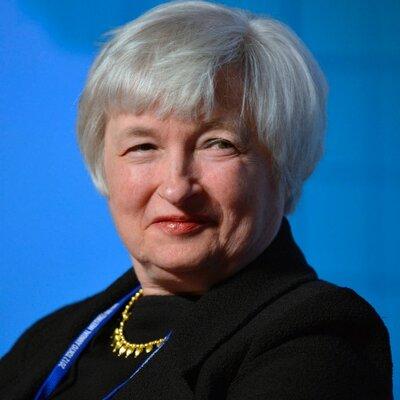 有望成為美國首位女性財長!4點認識前聯準會主席葉倫