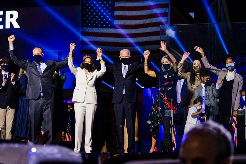 選舉人團正式選出拜登為下任美國總統!拜登勝選演說的4大重點