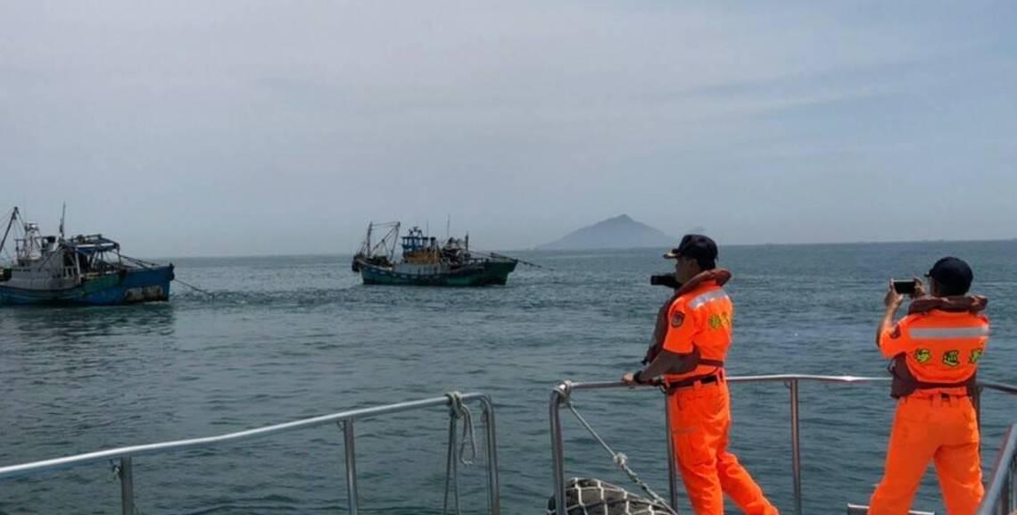 捕撈限期將近漁民情急   海巡科技蒐證守護海洋/波新聞