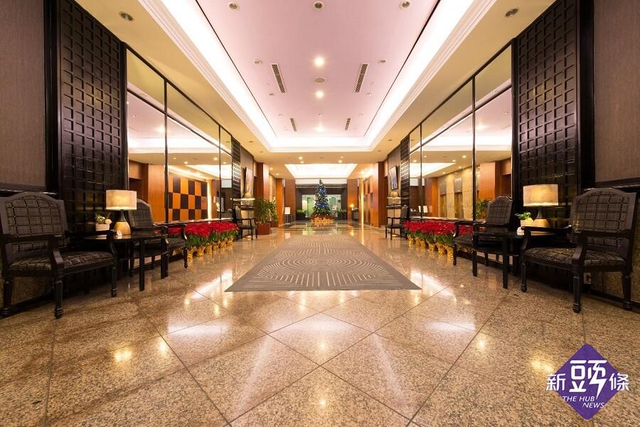 新竹福泰飯店:抗疫英雄,我挺你專案