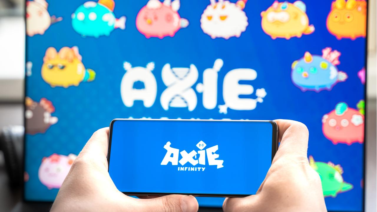 藍狐筆記 | 透過 Axie Infinity 的亮眼數據,解讀鏈遊與 NFT 的變化