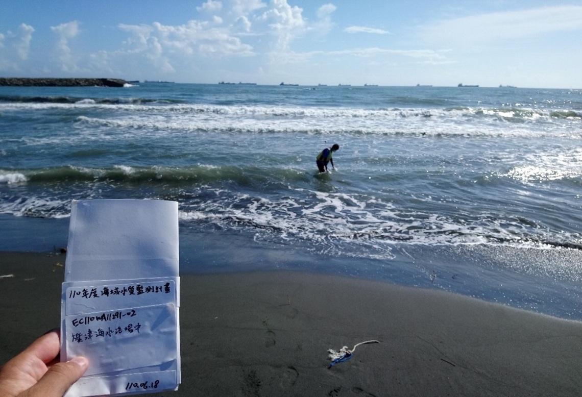 海保署公布110年6月海灘水質監測結果    海灘水質優良/波新聞