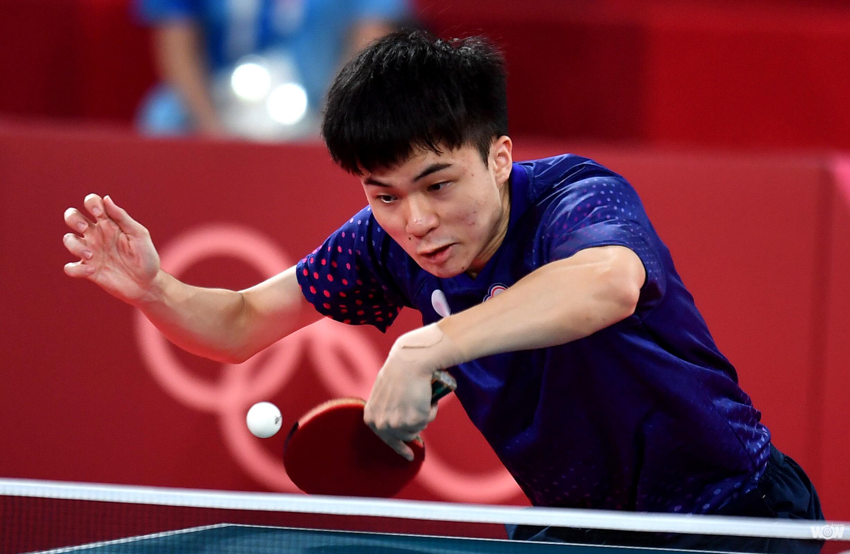 《奧運》將球王逼到絕境 林昀儒可惜勝利差一步 明日搶銅寫歷史