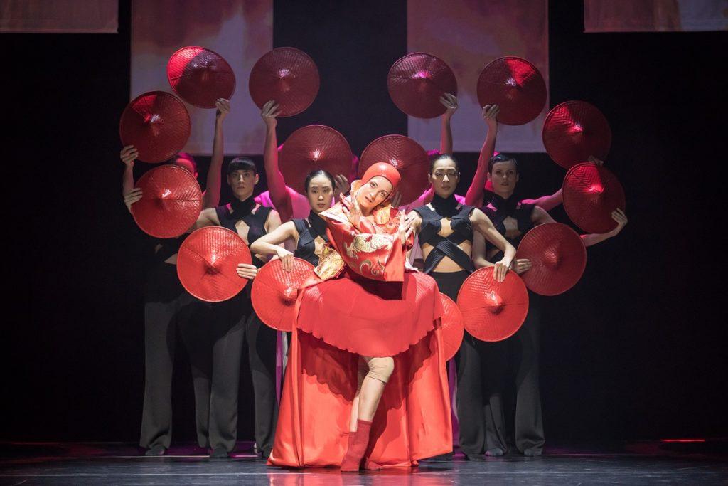 當代舞作《愛麗絲》首演歌劇院 8/1日LIVE直播