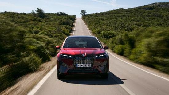 預售價316萬元起!來看看BMW純電旗艦休旅車iX的5大賣點