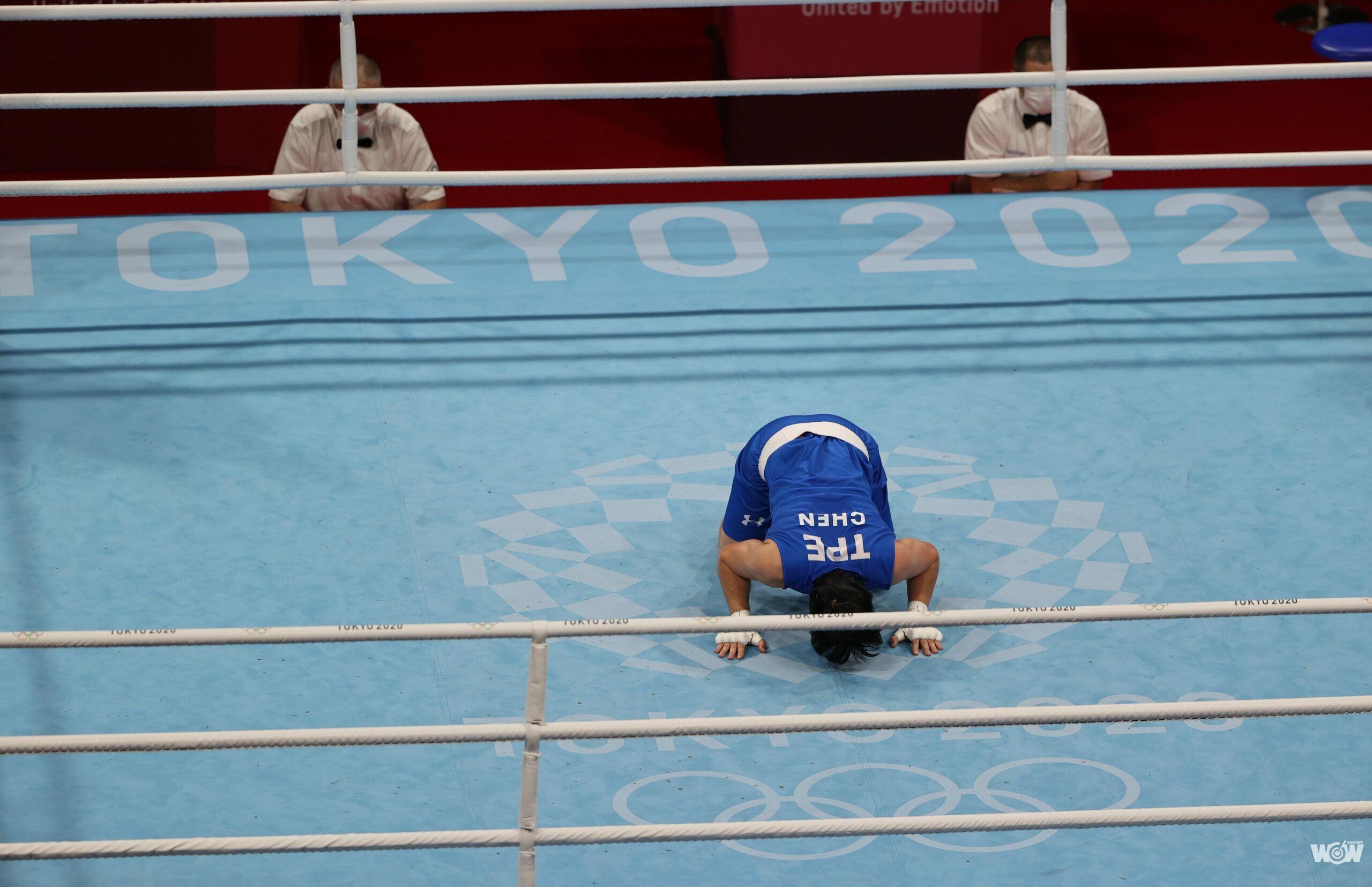 《奧運》「每一次失敗都是成功的墊腳石」 陳念琴飲恨仍寫個人最佳