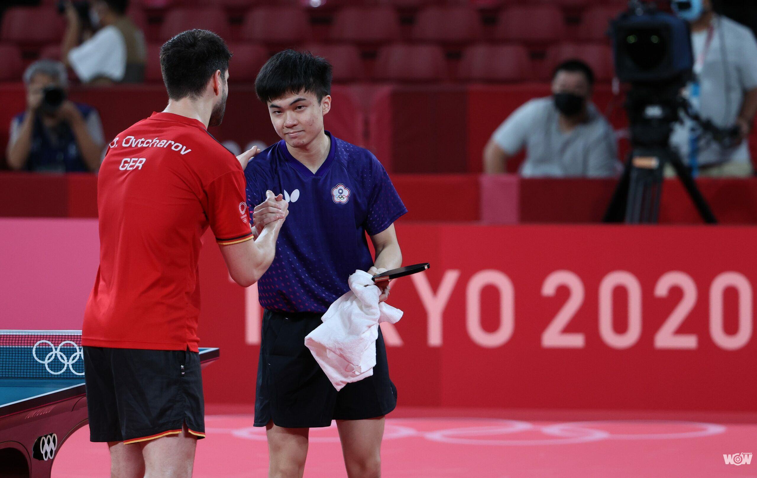 《奧運》距離獎牌就差一步 林昀儒怪自己沒把握機會