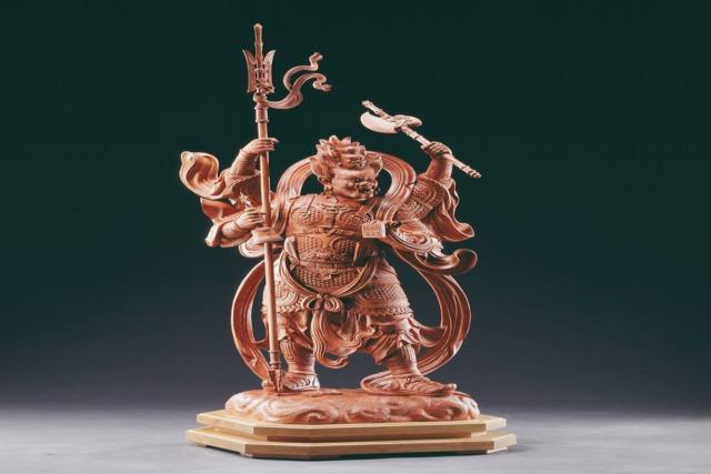 東方傳統與西方藝術融合的人間國寶─陳啟村雕塑展於大墩文化中心展出