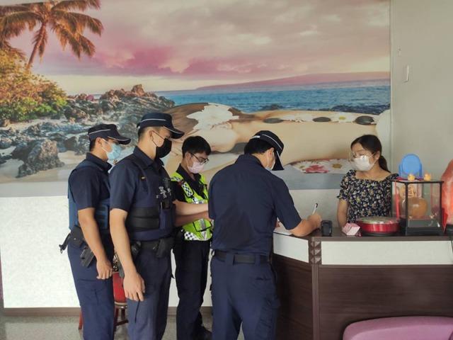 警盯「連結」防破口  台南17家業者「荷包君」大失血