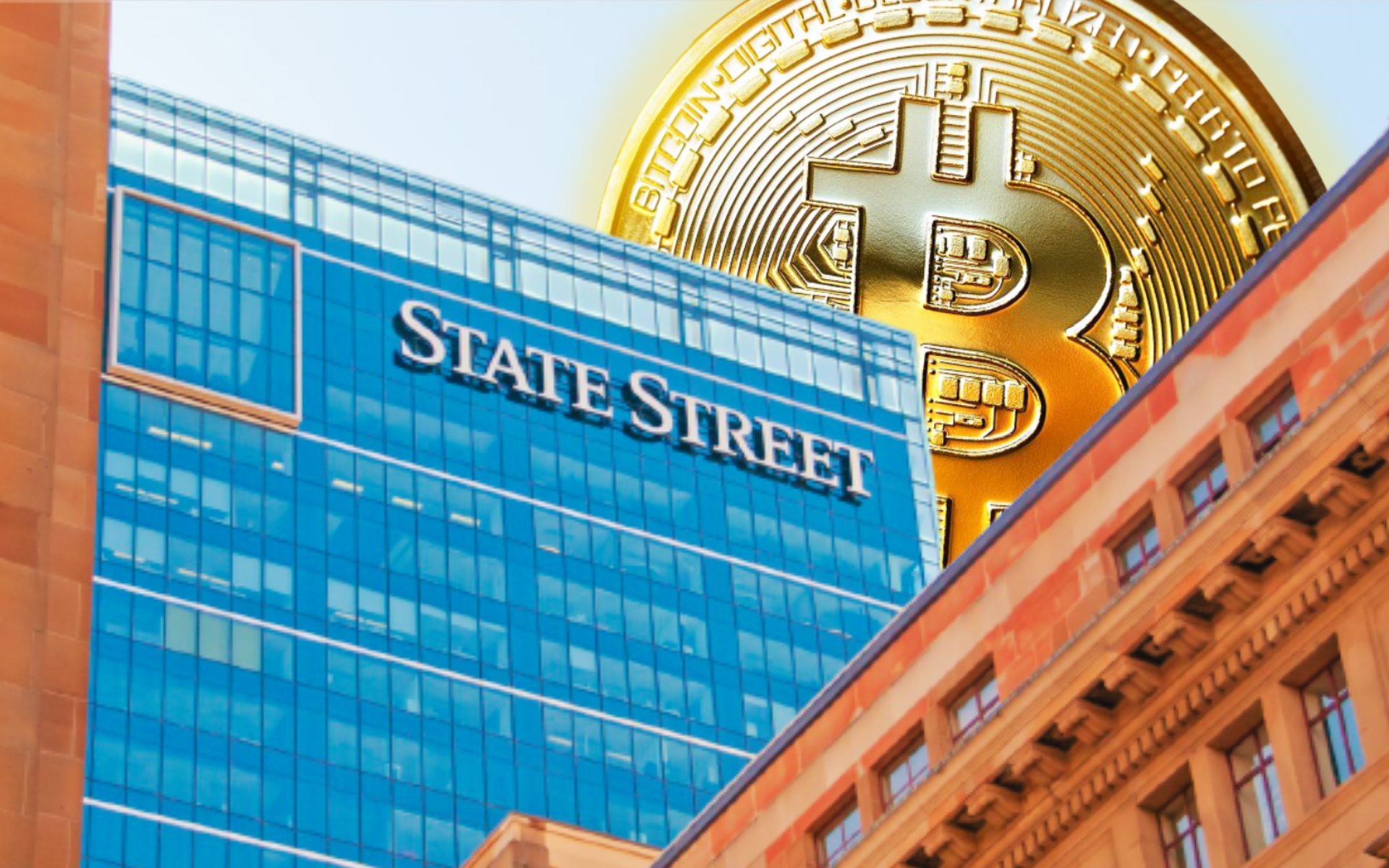 又一華爾街巨頭進場布局!道富銀行將推「加密貨幣服務」