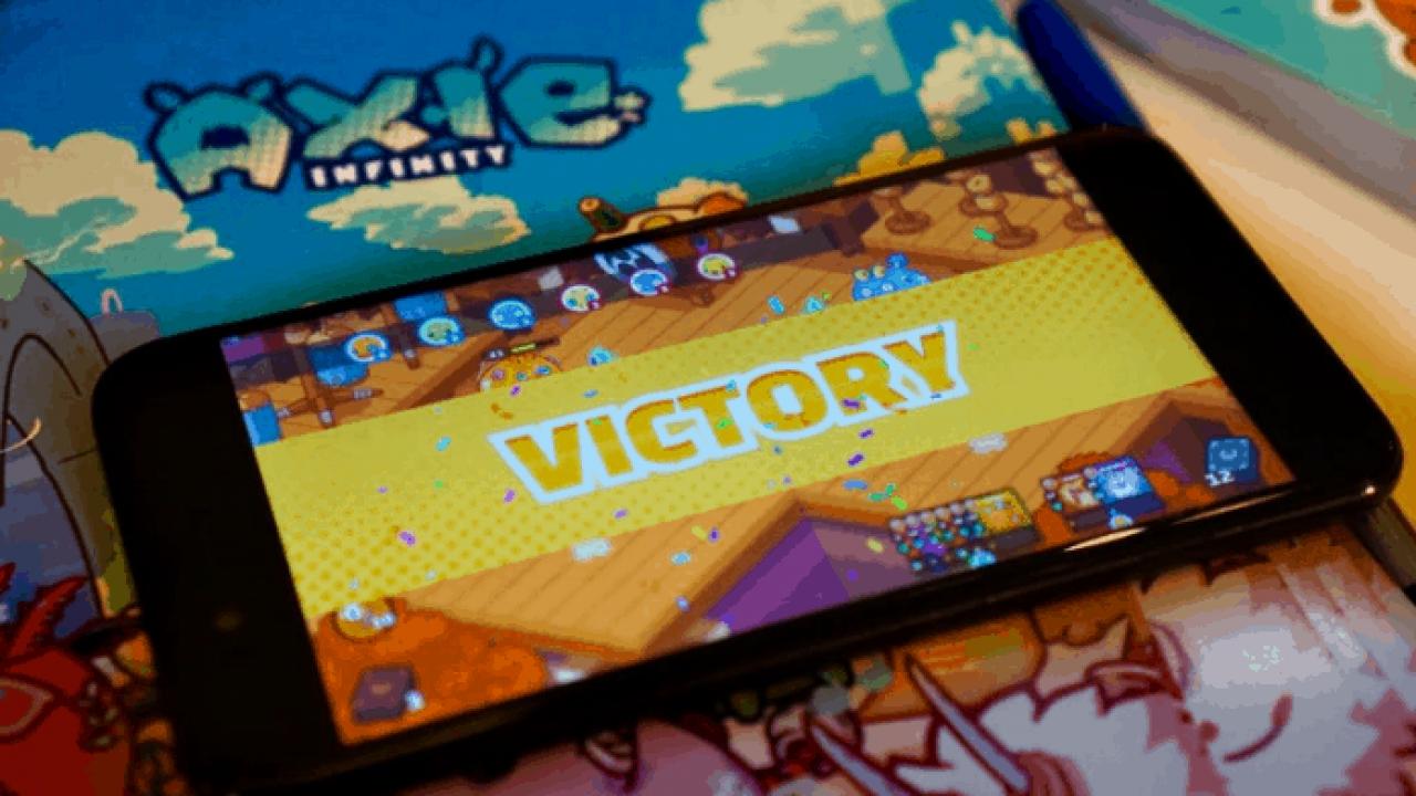 藍狐筆記 | Axie 引領「GameFi」竄紅:鏈遊「破局之路」不回頭