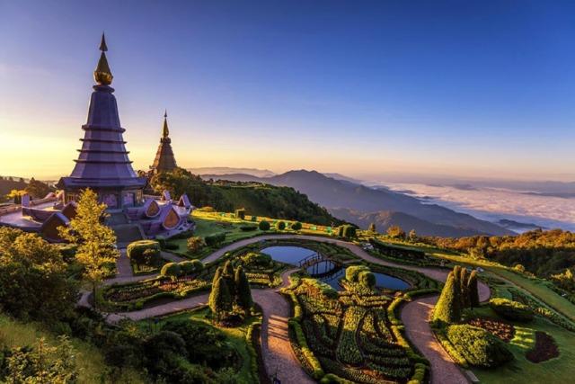 泰國將自10/1起向已接種疫苗的外國遊客開放另外 5 個目的地