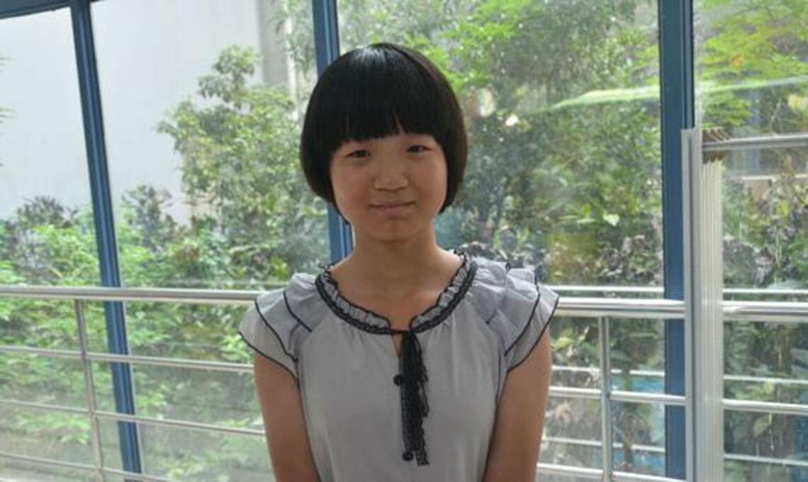 2000年出生的中國大陸天才科學家宋文清,以晶片事業出名 /波新聞