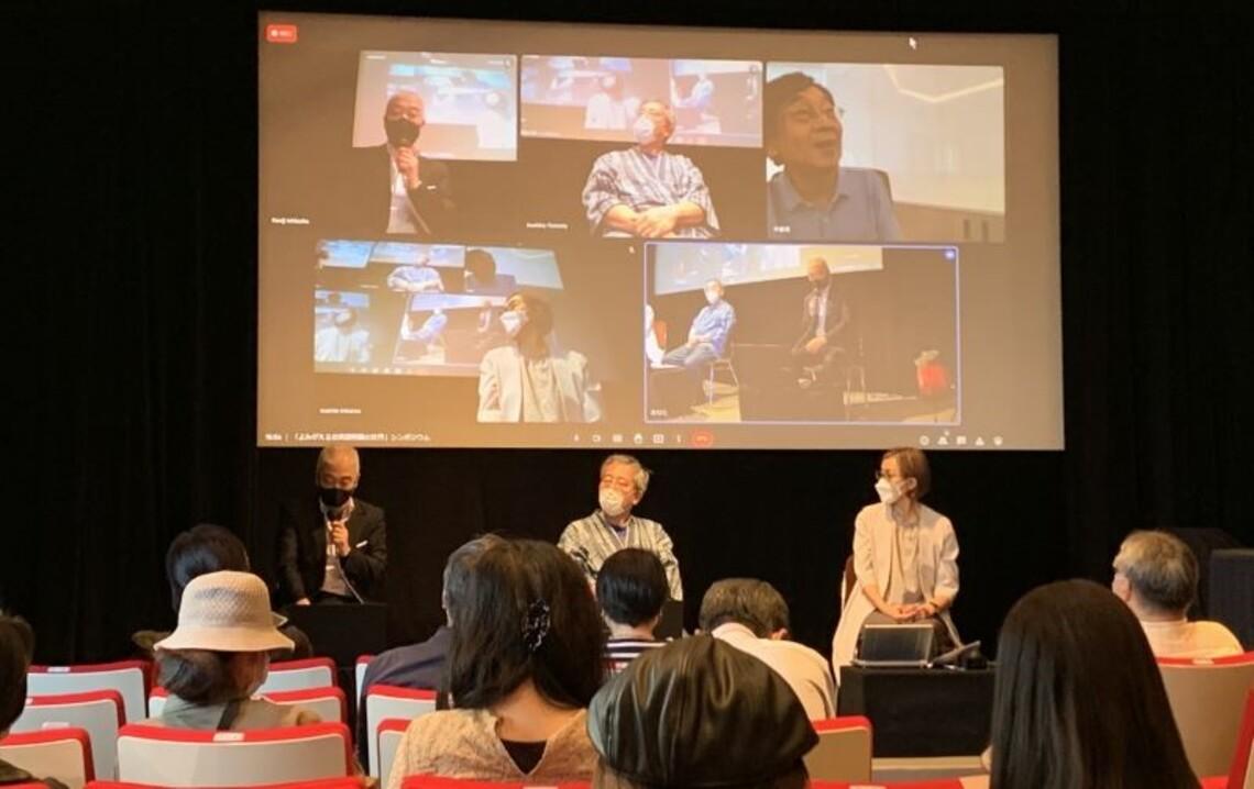 臺灣電影首次在日本國立電影資料館上映   二國國家電影館首長透過臺語經典電影展開對話