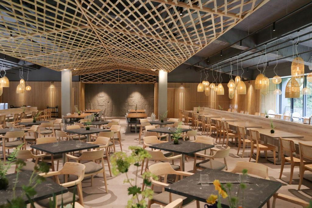溪頭福華-雲杉樓餐廳