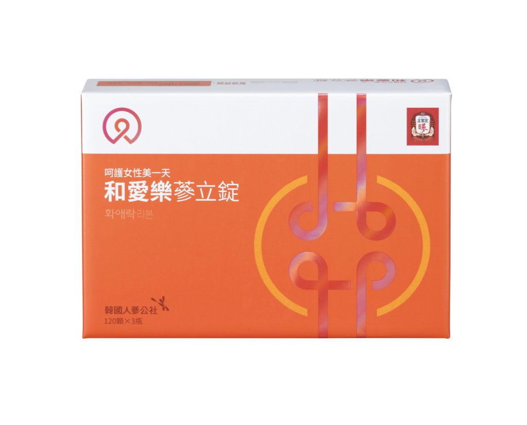 即日起至10月31日正官庄門市「和愛樂 蔘立錠」3罐入盒裝享鈣出自信價NT$2,799元。
