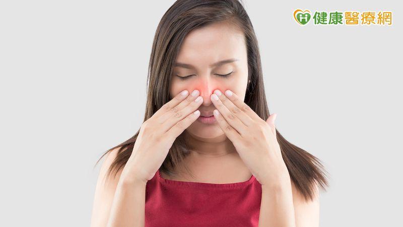 過敏性鼻炎合併鼻閥塌陷 功能性鼻整形手術內外兼具