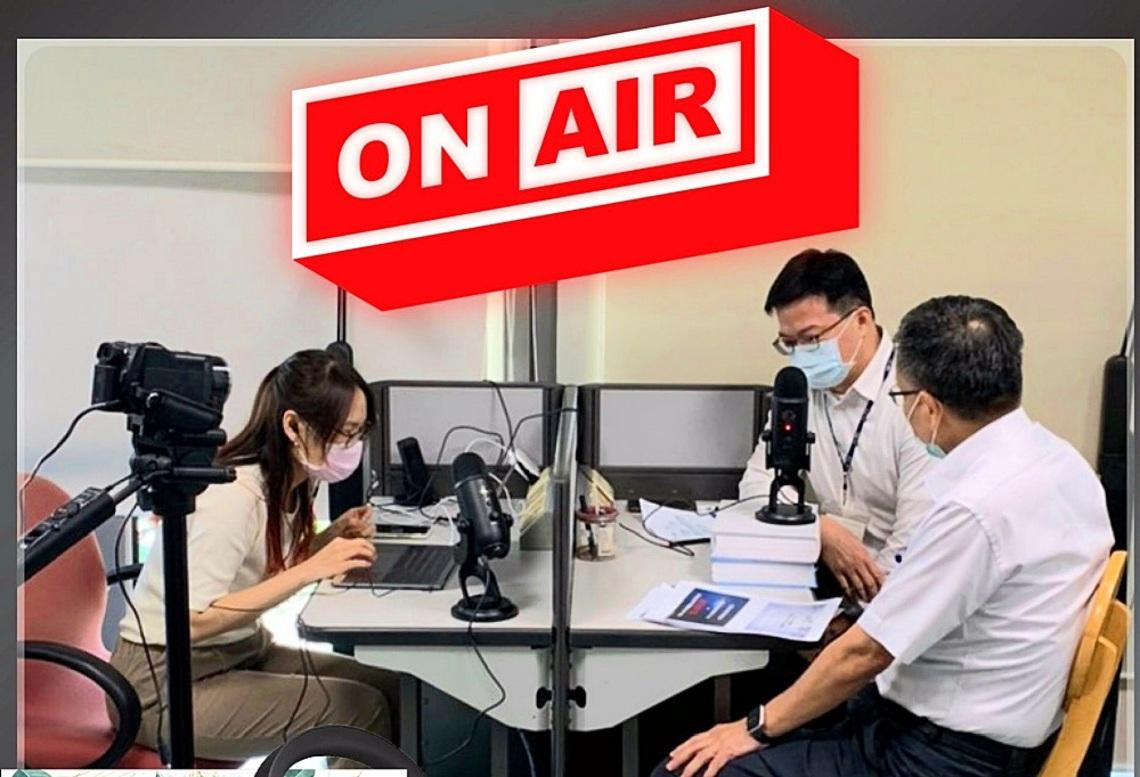 中油搭上聲音經濟新浪潮   推出 Podcast節目「天然的尚好」
