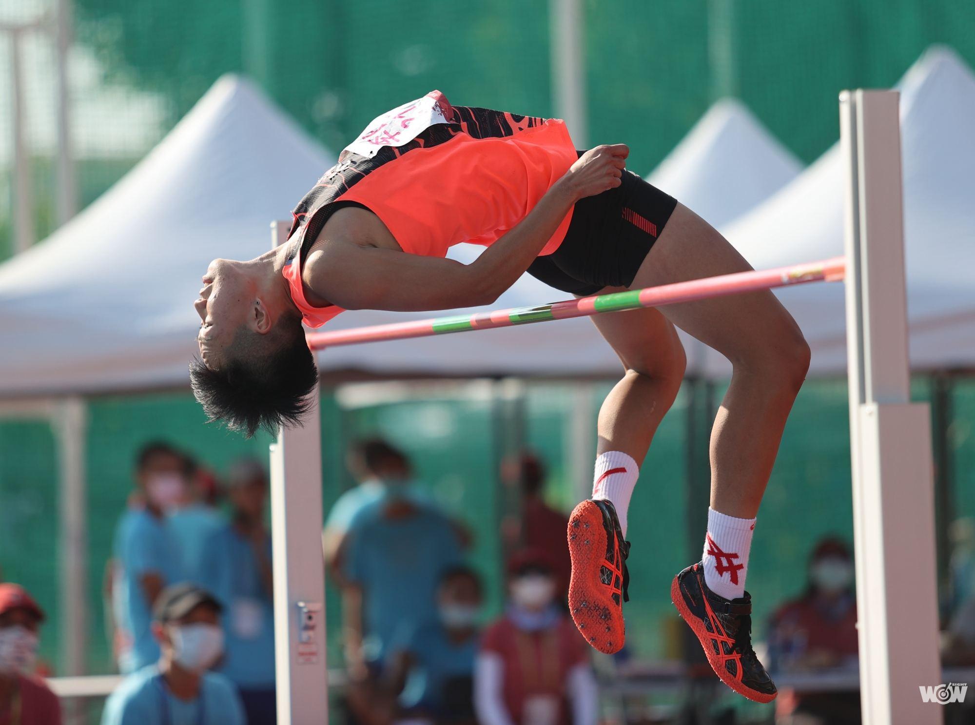 《全大運》堅持到底圓夢 李晴晴1公尺87破高懸32年女子跳高全國紀錄