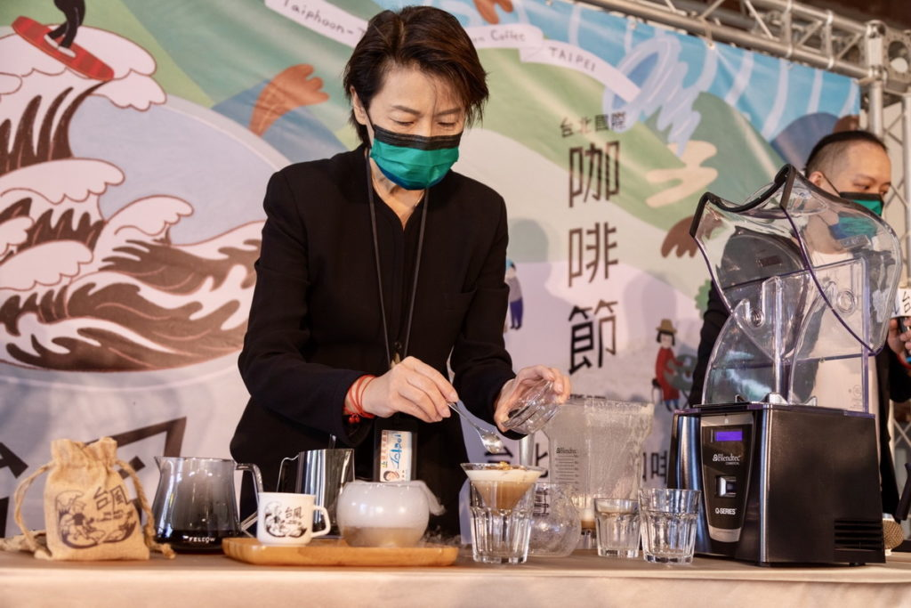 「2021台北國際咖啡節」10月1日至11月15日登場  線上邀您鑑賞「台風—生於颱風中的咖啡豆」