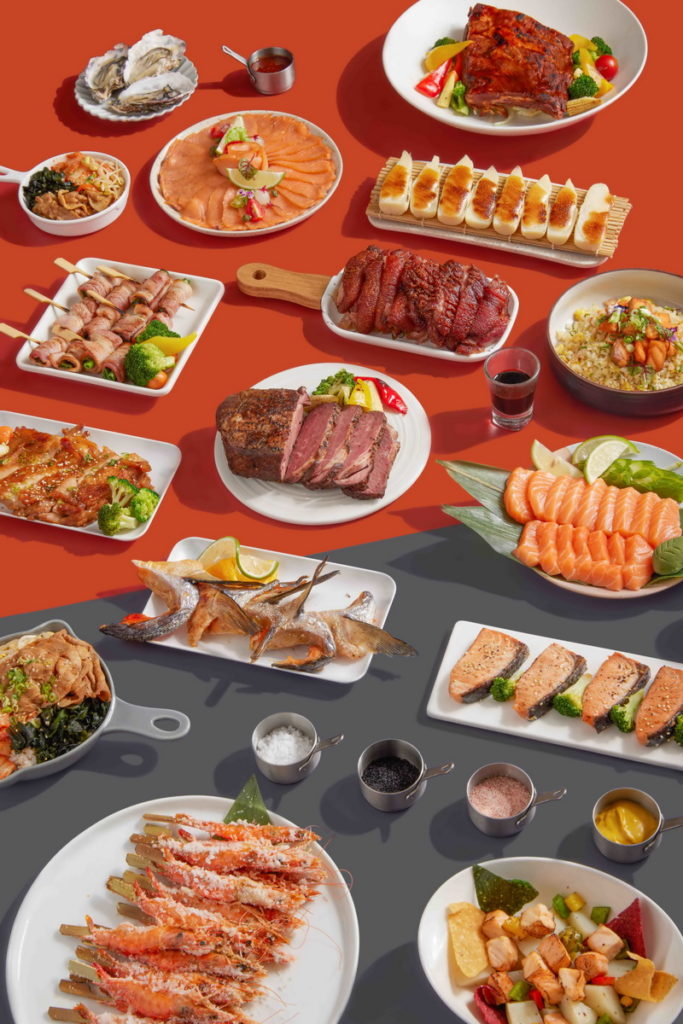 國泰萬怡首波振興優惠 最高加碼抵25% 數位綁定再享客房升等禮遇  MJ Kitchen 首波雙主題菜色 「鮭魚宴x燒烤季」開放訂位!