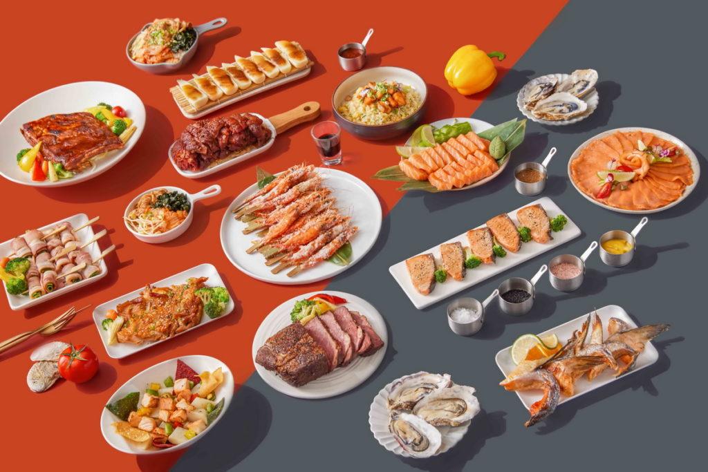 台北國泰萬怡酒店 MJ Kitchen 即日起開放訂位,首波主打雙主題菜色 鮭魚宴x燒烤季