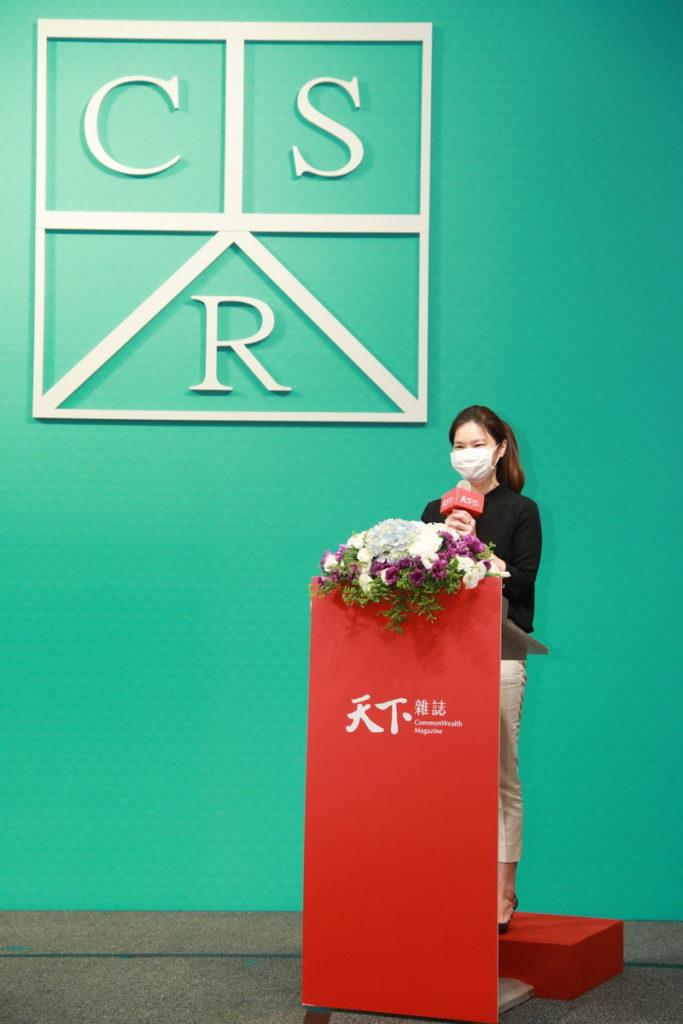 台灣雀巢董事長兼總經理羅台青表示:「謝謝主辦單位,肯定雀巢對台灣的長期承諾。這個獎是榮耀,更是一份責任跟承諾。我們會持續努力, 一起讓台灣社會更好。」