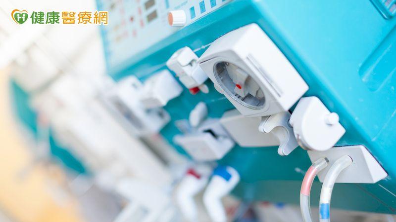 腎臟移植後再面臨血液透析 博愛醫陪伴病患度過難關