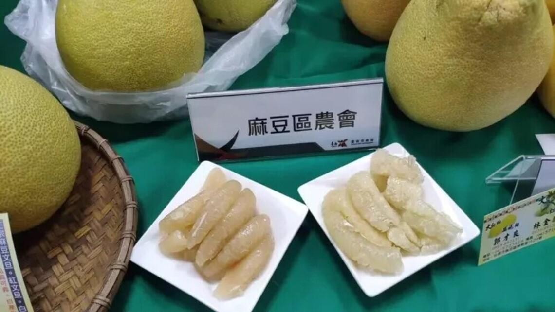 台南白柚紅柚盛產產地直送