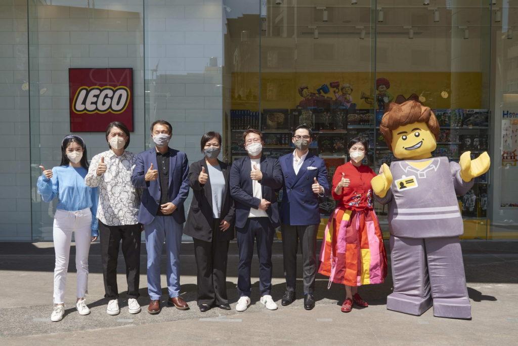 新竹樂高授權專賣店將於10月6日正式開幕,邀請新竹副市長沈慧虹蒞臨開幕記者會