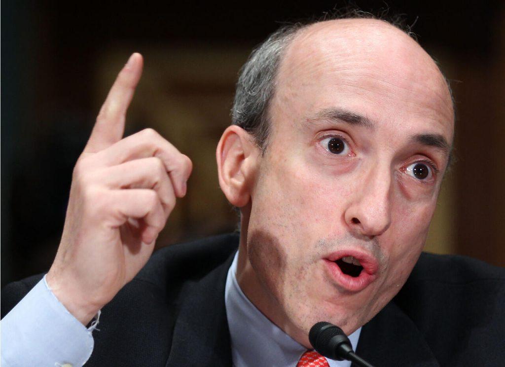 SEC 主席:美國將不會效仿中國的禁令,與聯準會採相同態度