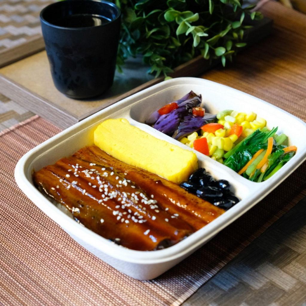 漁人蒲燒鰻魚飯160元。(圖/六福旅遊集團提供)