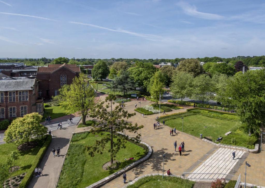 學習機能便利的南安普頓大學  (圖片提供:英揚留學顧問有限公司)