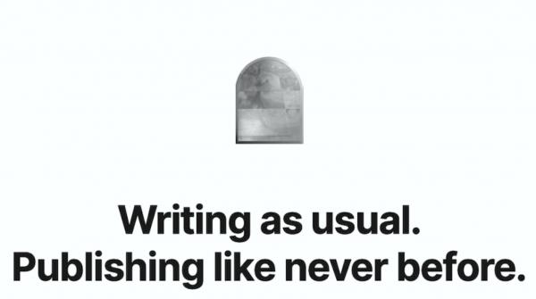 鏈上寫作平台Mirror開放使用,文章還能鑄造成NFT、群眾募資