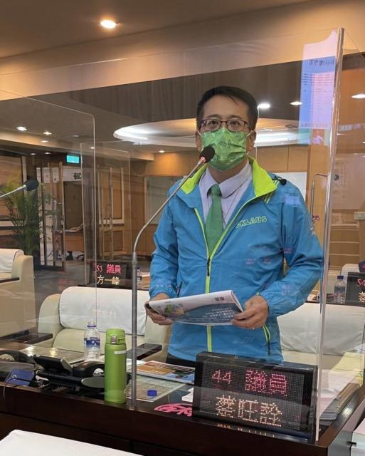 藝文活動逐年下滑 蔡旺詮籲 振興臺南「文化之都」美譽