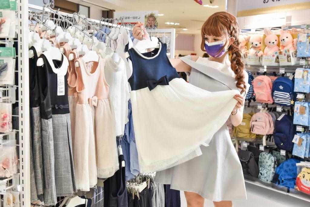 日本母嬰用品專門店「阿卡將本舖 明曜店」正式插旗台北東區