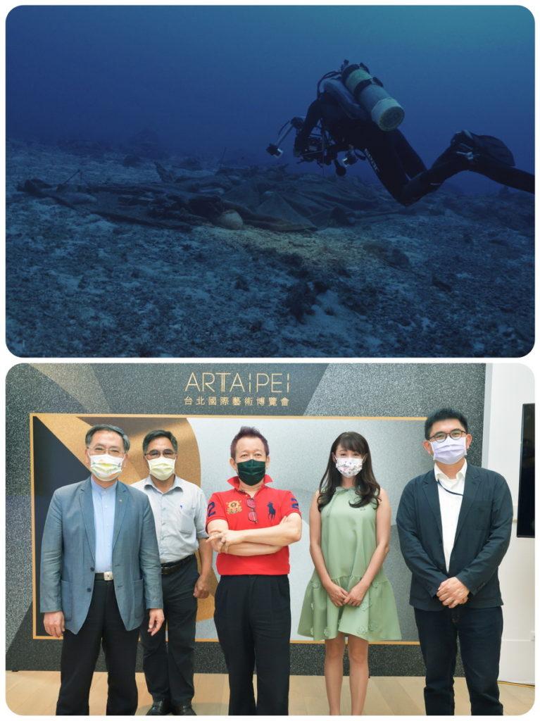 2021台北國際藝術博覽會(ART TAIPEI )無國界醫生(MSF)紀實影像特展與「創意手工書DIY活動」拉近民眾與藝術的距離