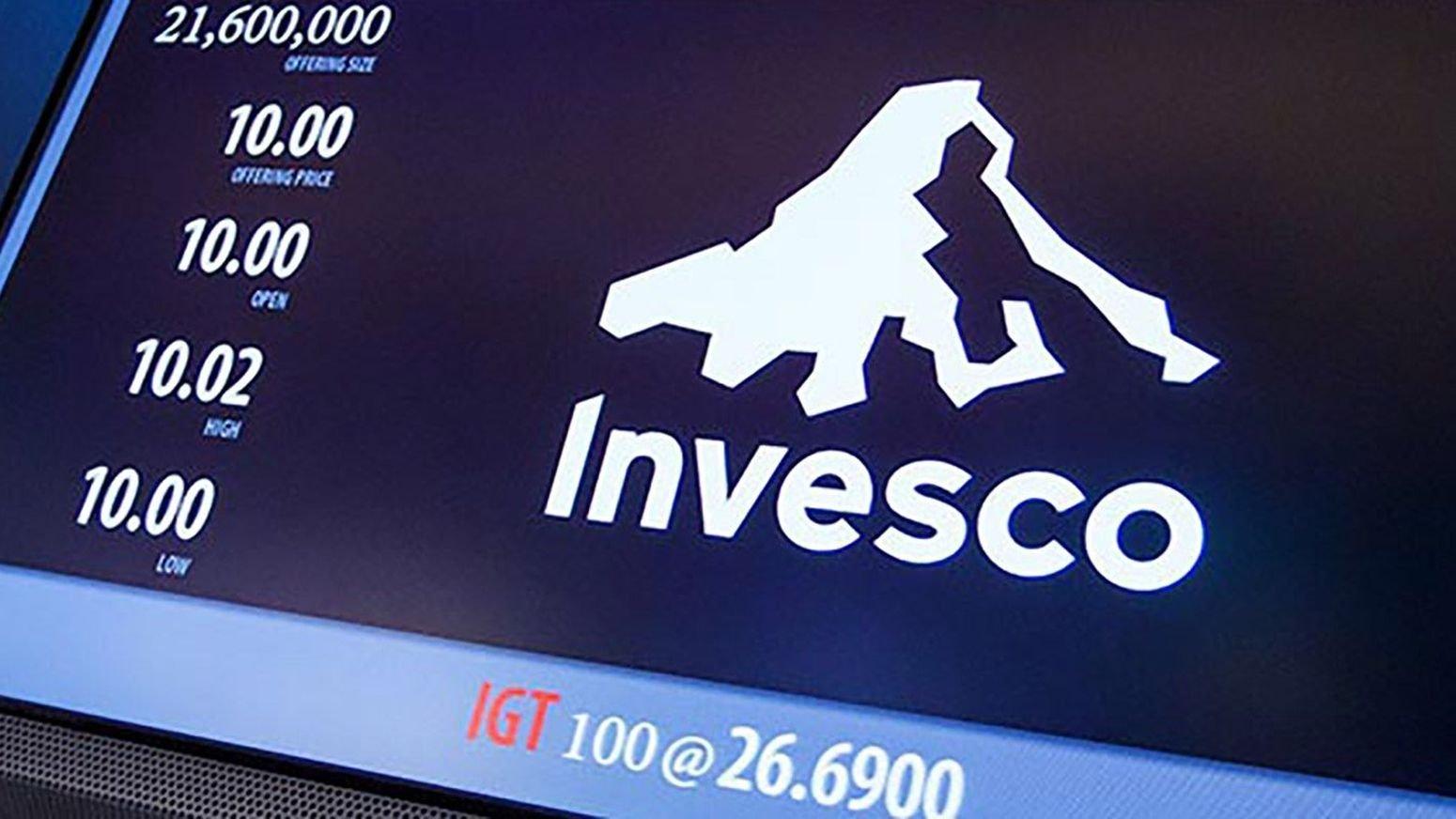 資管巨頭 Invesco 兩檔 ETF 上線!追蹤加密資產、區塊鏈主題股票