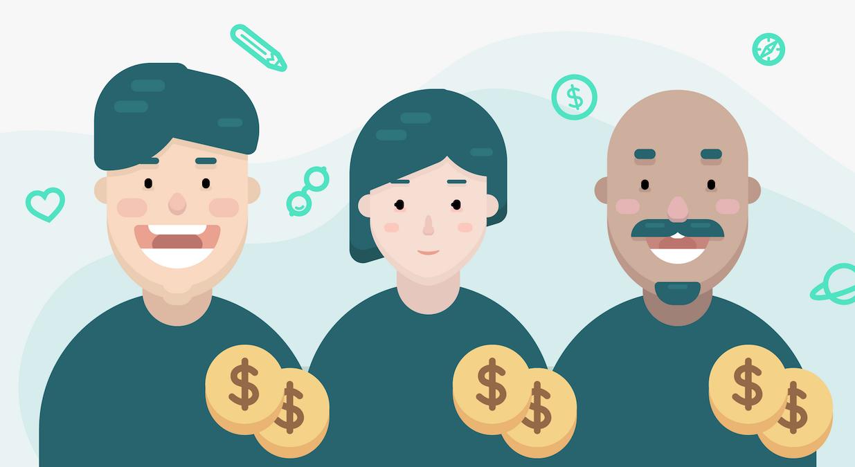 區塊鏈社會學 | LikeCoin 空投方案建議:自己資產自己派!