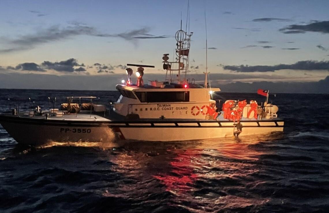 雙十連假潛客失蹤   海巡緊急救援成功