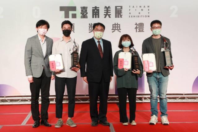 「2021年臺南美展」今舉行頒獎典禮