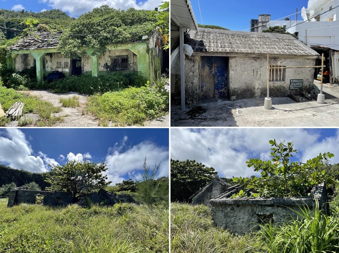 綠島百年咾咕石厝再生新力量    見證島嶼發展