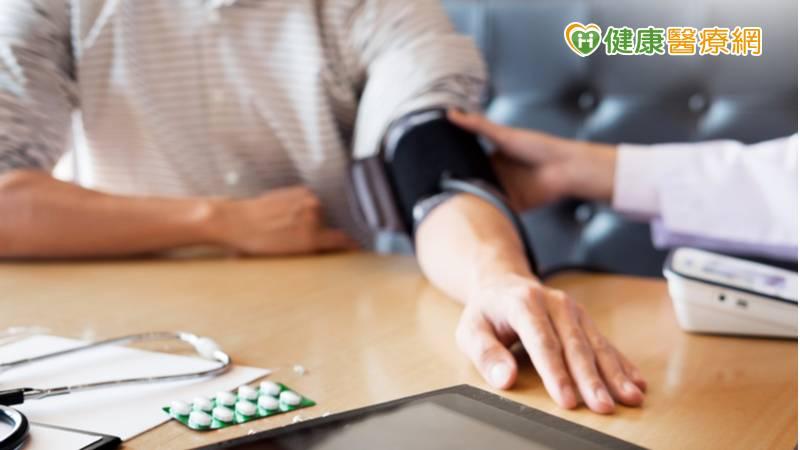 高血壓吃藥無效? 新式治療減藥量、控壓效果好