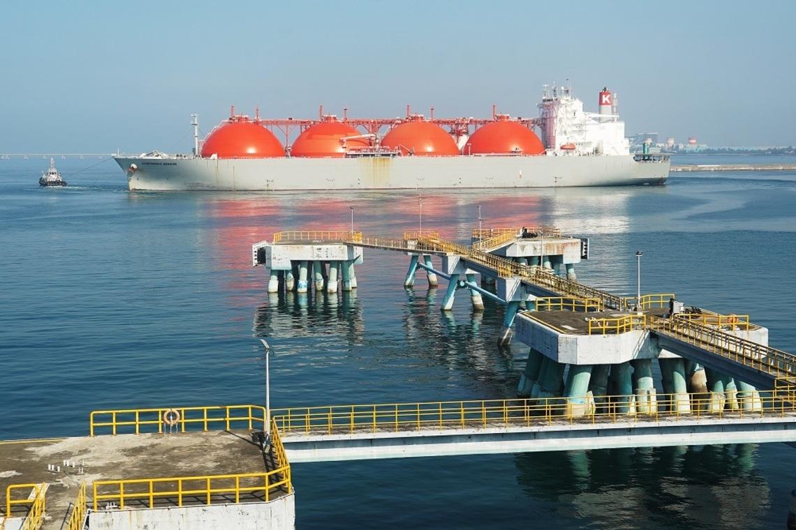 中油:高雄海岸侵退現象早已出現,片面歸因永安接收站興建有欠公允