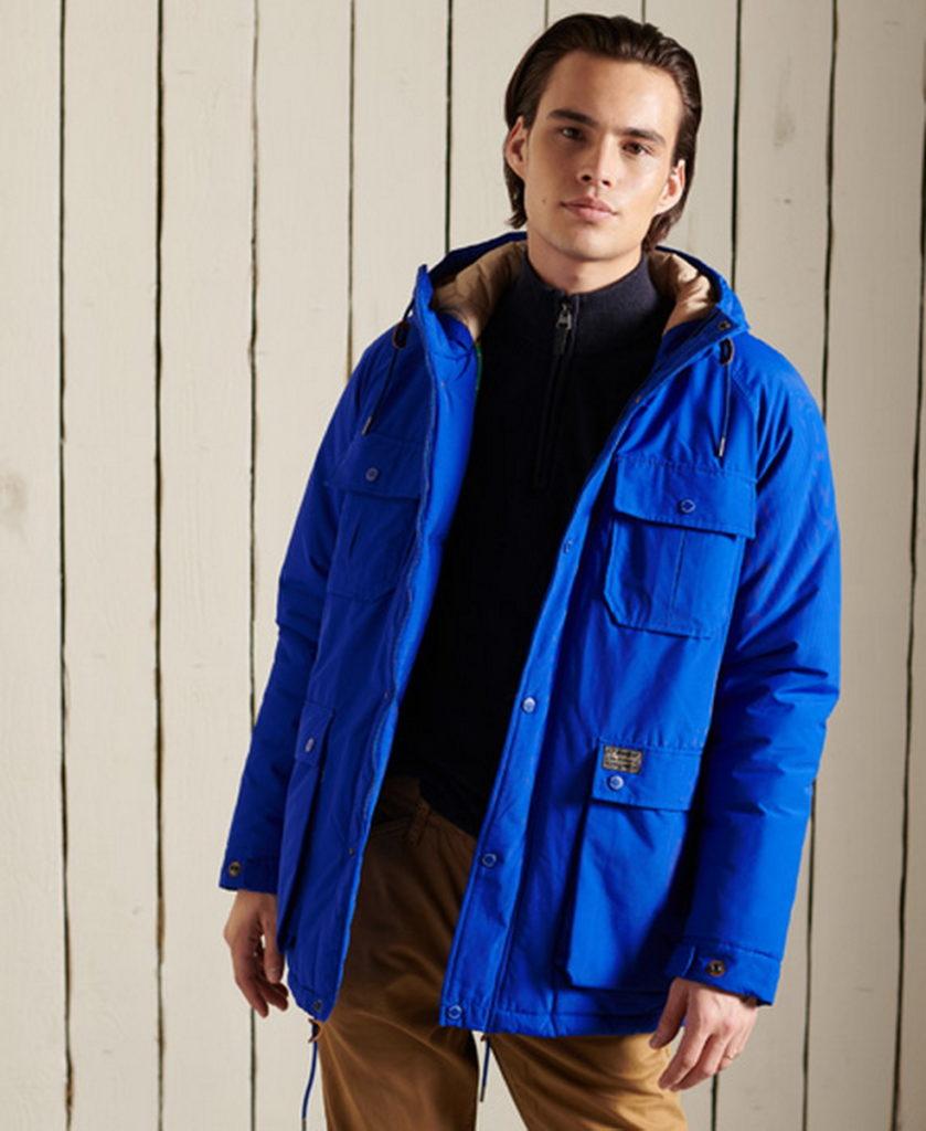 SUPERDRY冒險魂全省百貨店點同步推出【週年慶】活動,品牌嚴選幾款國外名人也愛不釋手的保暖外套,購買即可享7折優惠。