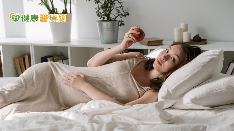 孕期吃不下、睡不好 補充這些營養擺脫產前憂鬱症
