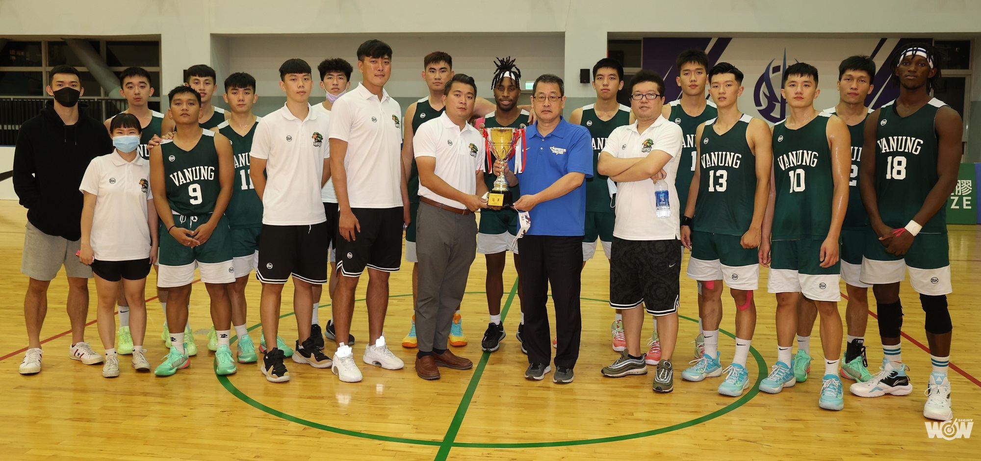 《籃球》MOLTEN盃社籃賽 男子組凱邦工程稱王 女子組台電封后