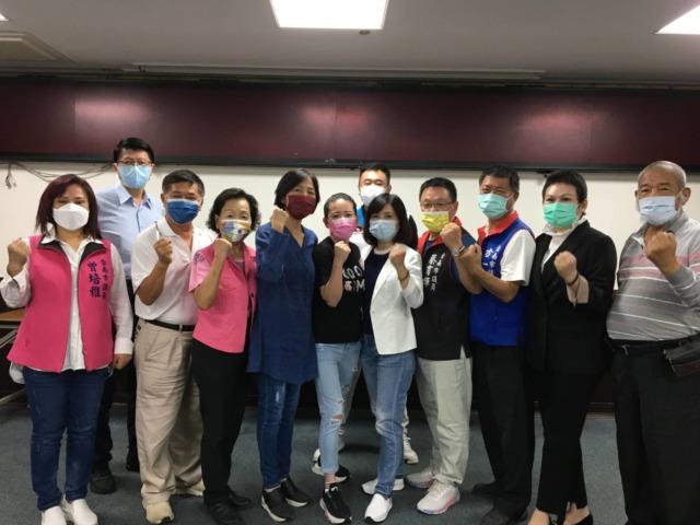 台南選手斷層 藍軍議員下海奪牌