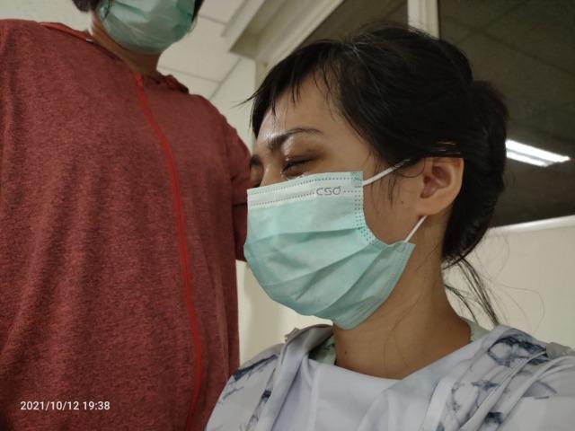 【獨家專訪/影】高樹鄉9/26發生暴力挖眼 女店員10/13做完眼鼻檢查恢復良好 本週出院